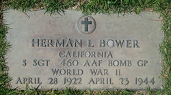 Sgt Herman Lesley Bower