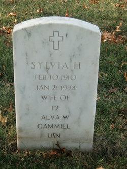 Sylvia H Gammill