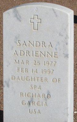 Sandra Adrienne Garcia