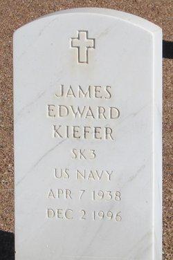 James Edward Kiefer