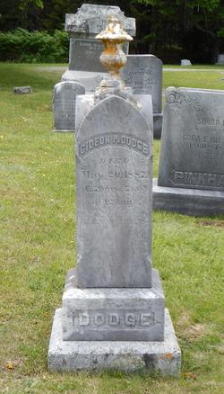 Gideon Pendleton Dodge
