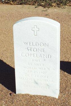Weldon Stone Copeland, Sr