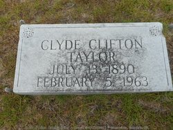 Clyde Clifton Taylor