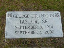 George Franklin Taylor, Sr
