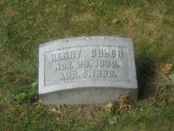 Henry Busch
