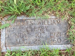 James William Cleary