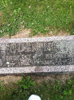 Henry John Huenink