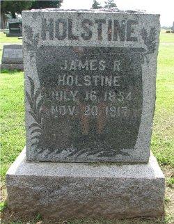 James R Holstine