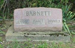 Isaac Franklin Barnett