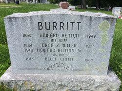 Howard Benton Burritt