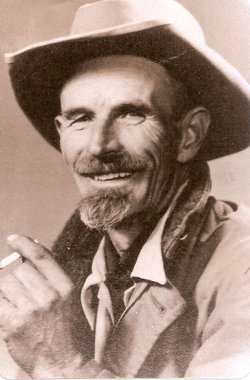 "Goldie Marion ""Yellowstone Pete"" Robbins"