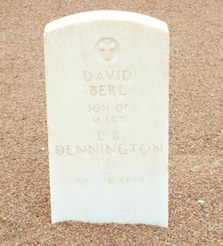 David Berl Dennington