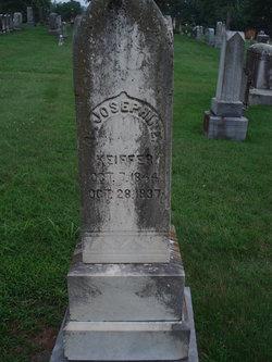 Elizabeth Josephine <I>Hamman</I> Kieffer
