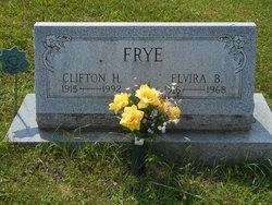 Clifton H Frye
