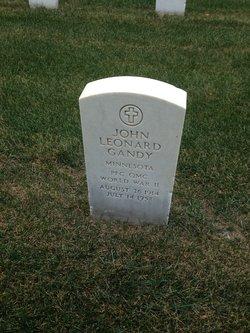 John Leonard Gandy