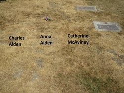 Anna Emiline <I>McAviney</I> Alden