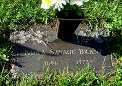 Nora <I>Savage</I> Brant