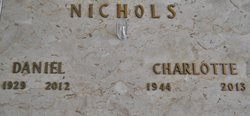 "Daniel R. ""Danny"" Nichols"