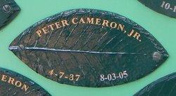 Peter Cameron, Jr