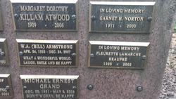 Margaret Dorothy <I>Killam</I> Atwood