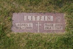Agnes Irene <I>Rekucki</I> Litfin