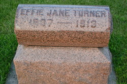 Effie Jane Turner