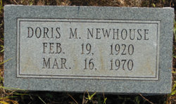 Doris M. Newhouse