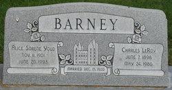 Alice Sorene <I>Youd</I> Barney