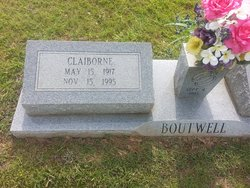 Claiborne Blessed Boutwell