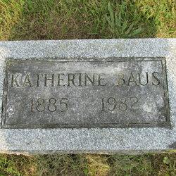 Anna Katherine <I>Flock</I> Baus