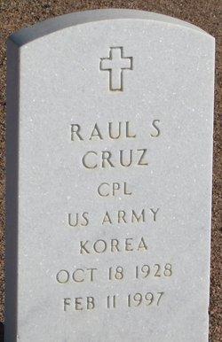 Raul S Cruz