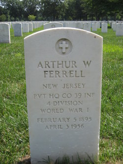 Arthur W Ferrell