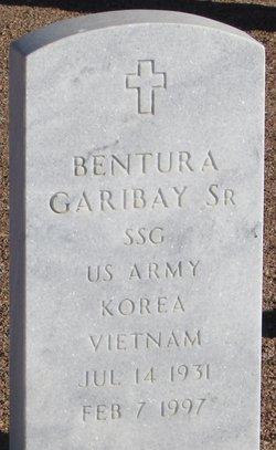 Bentura Garibay, Sr