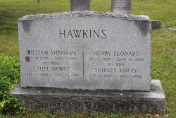 Ethel Regina <I>Newey</I> Hawkins