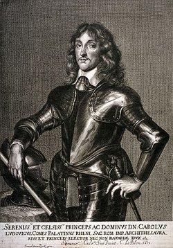 Karl I Ludwig von der Pfalz