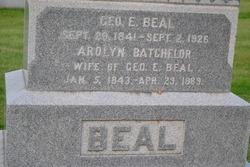Arolyn <I>Batchelor</I> Beal