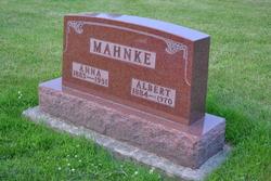 Anna <I>Kessler</I> Mahnke
