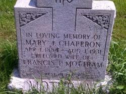 Mary J. <I>Chaperon</I> Mottram