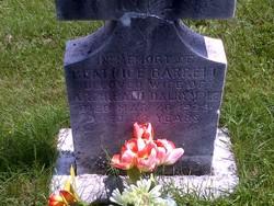 Beatrice <I>Barrett</I> Dalryimple