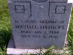 Michael Mathews