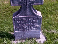 Mary Ann Holland