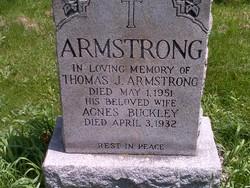 Thomas J Armstrong