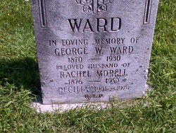George W Ward