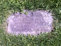 Catherine <I>Duggan</I> Finegan
