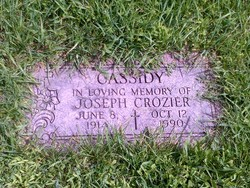 Joseph Crozier Cassidy