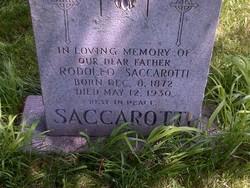 Rodolfo Saccarotti