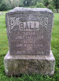Jane M. <I>Drummond</I> Ball