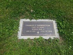 Charles F Farrington