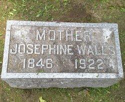 Josephine <I>Hewitt</I> Wales