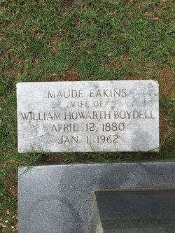 Maude <I>Eakins</I> Boydell